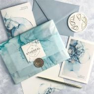 Sleepy Bee Studio 'Ethereal' Stationery Set